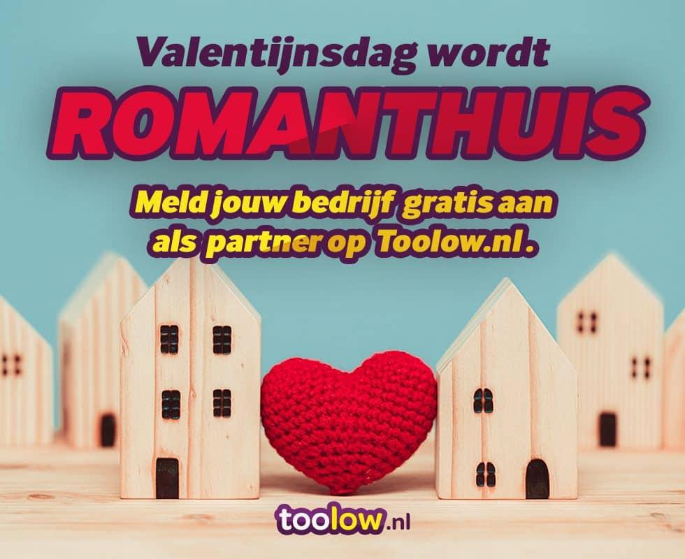 Blog: Valentijn wordt Romanthuis