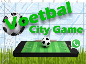 Voetbal City Game