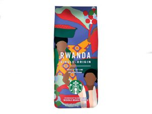 Rwanda Single Origin 250gr Deze Starbucks Blonde® Roast
