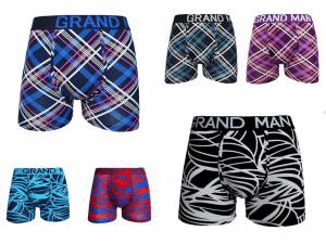 korting boxershorts grand man